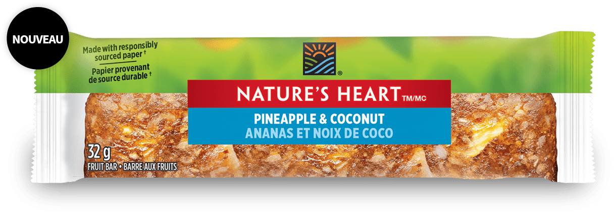 Nature's Heart - Pineapple & Coconut Product